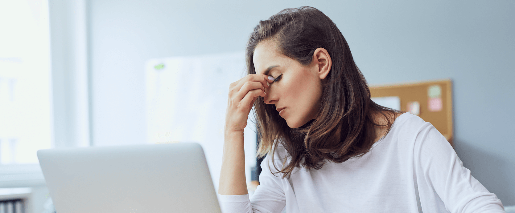 Persistent Stress-Related Headaches